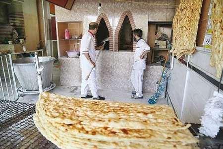 شناسایی تعداد ۷ نانوایی متخلف در شهرستان زابل